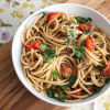 Thumbnail image for Spicy Spaghetti with Sardines