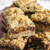 Thumbnail image for Oatmeal Dulce De Leche Bars