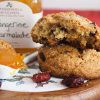 Thumbnail image for Cranberry Orange Scones