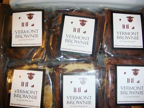 vermont brownie sampler