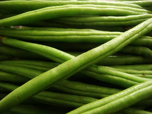 haricot verts