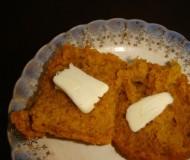 pumpkin bread and butter