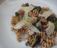 Spicy Anchovy Pasta with Broccoli