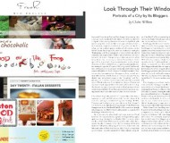 my blog is on page 36!