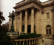 "fun fact: the Marble House is the summer house or ""cottage"" of the Vanderbilts"