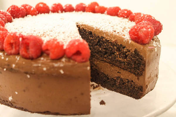 cointreau double chocolate cake ingredients cake 2 tablespoons butter ...