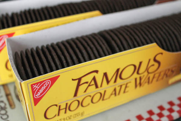 famous wafers