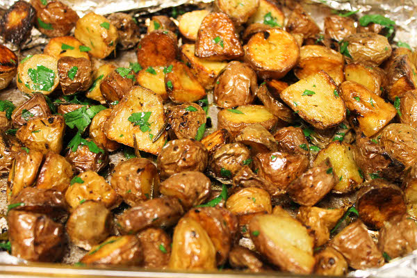 potatoes crisp oven browned potatoes recipes dishmaps crisp oven