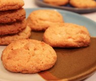 white chocolate corn cookies