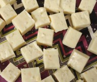 easy white chocolate fudge
