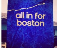 boston marathon banner