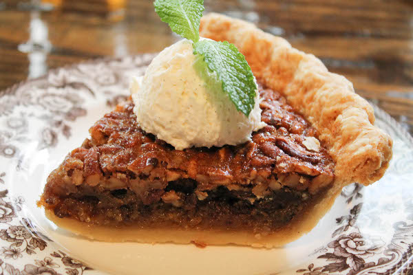 derby pie is basically pecan pie on steroids it has