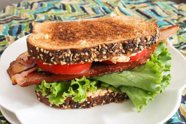 pimiento blt sandwich
