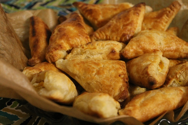 and goat cheese turnovers fig and goat cheese turnovers bs ...