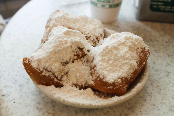 Finally, New Orleans - Confessions of a Chocoholic
