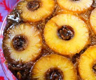pineapple-upside-down-cake-with-caramel-and-rum