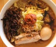 spicy miso ramen