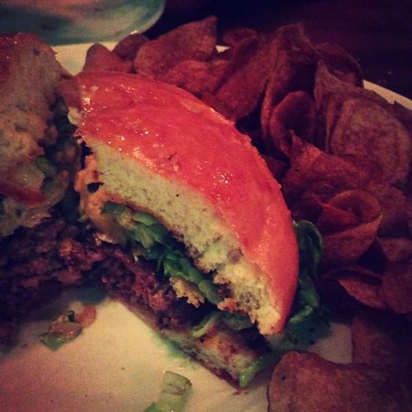 alden harlow burger