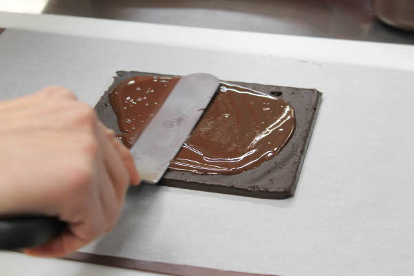 chocolate base ganache