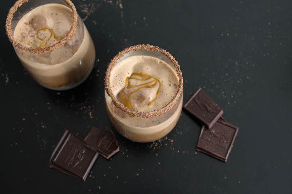 chocolate guinness beer floats