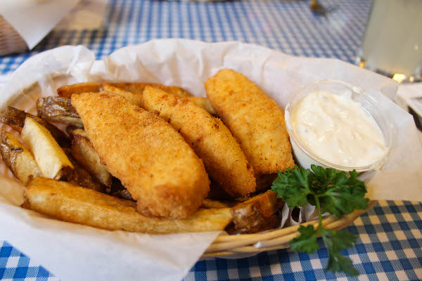 fish and chips emmet watson