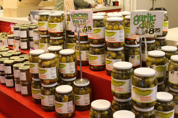 pickles pike place