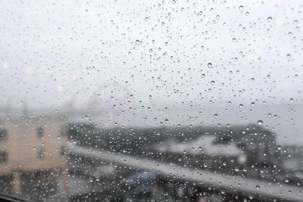rain seattle