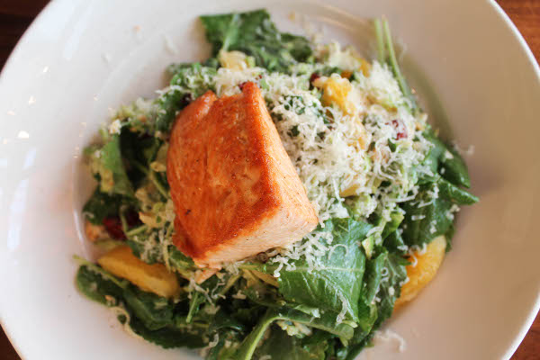 del friscos kale and brussels sprouts salad