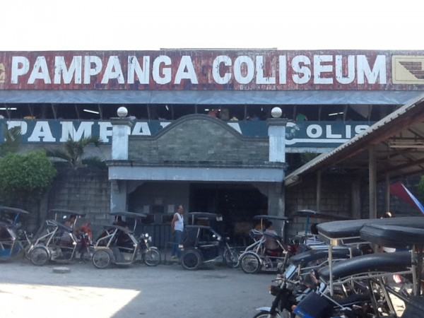 pampanga coliseum