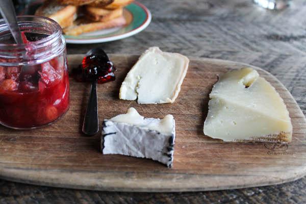 cheese plate la brasa