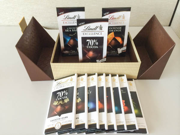 Lindt gift box giveaway