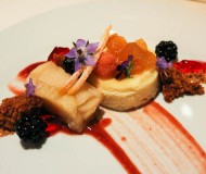 molly hanson chevre cheesecake