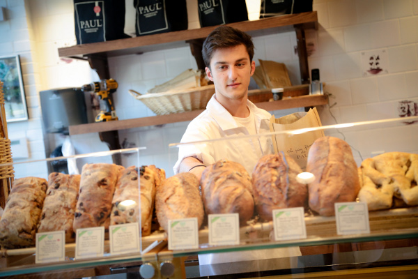 bread counter paul assembly row