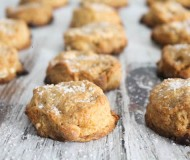 mini lemon scones