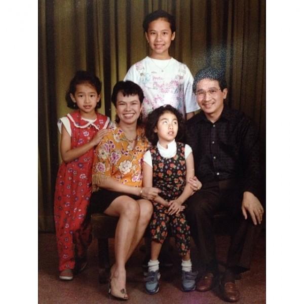 garcia family pic 90s