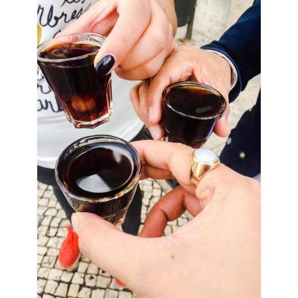 ginja shots lisbon