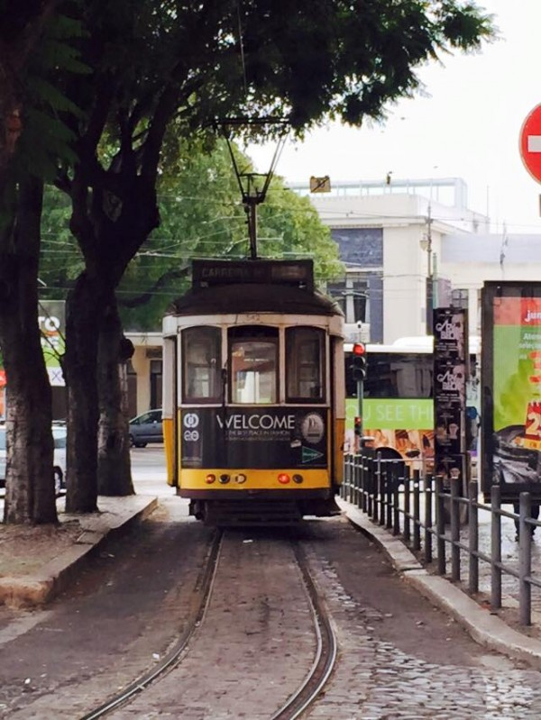 portugal trams