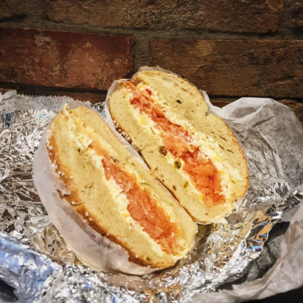 best bagel nyc