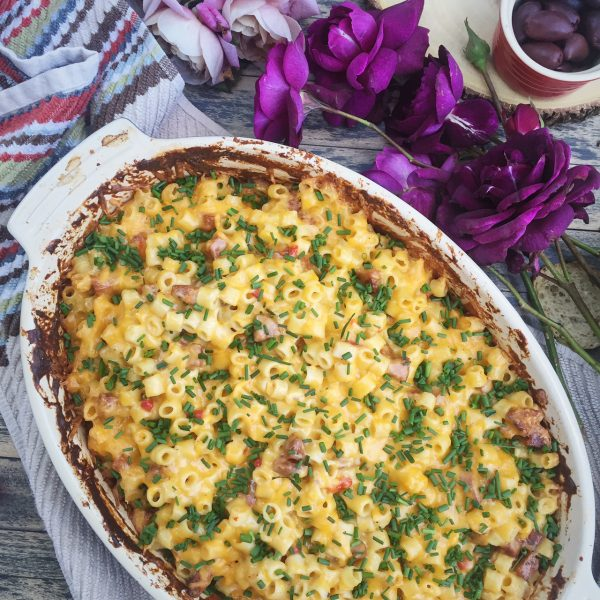 andouille-pimento-mac-and-cheese