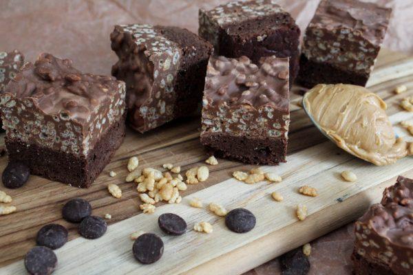 peanut-butter-crunch-brownies