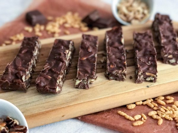 nutty bar chocolates