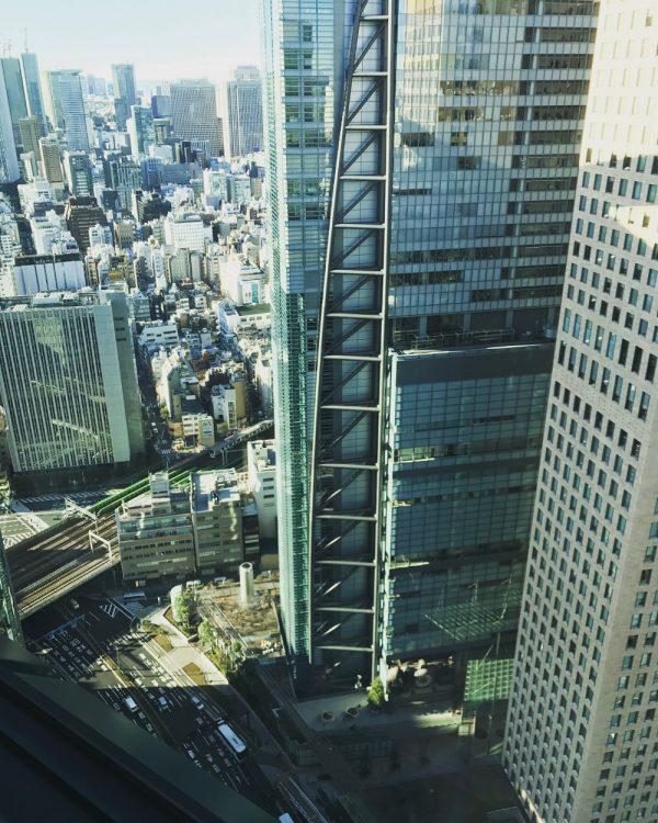the conrad tokyo