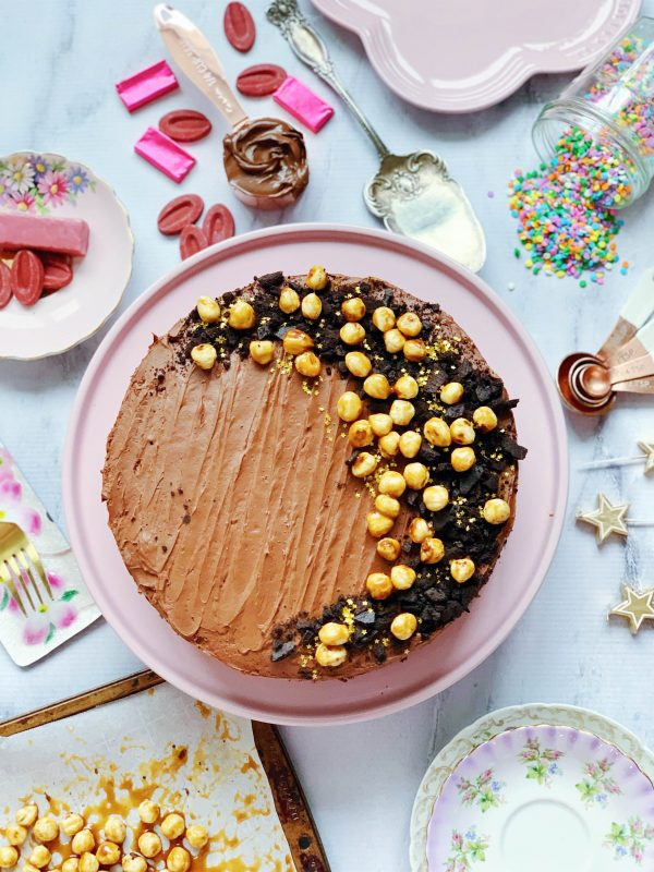 Every January For The Last Eight Years Or So Ive Been Baking My Own Birthday Cake It Makes Me Happy To Whip Up Something With Very Favorite